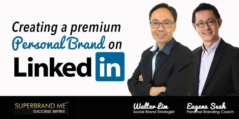 Personal branding on linkedin