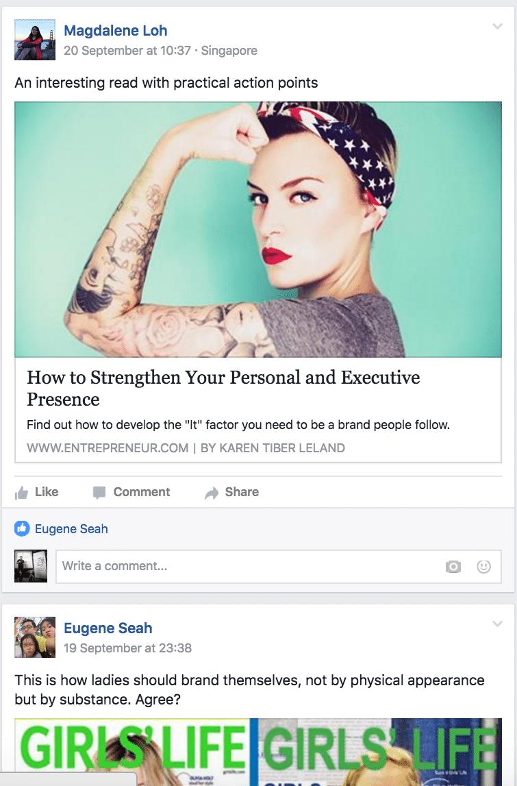 superbrand me Facebook group