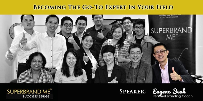 Personal Branding Workshop on Expert positioning