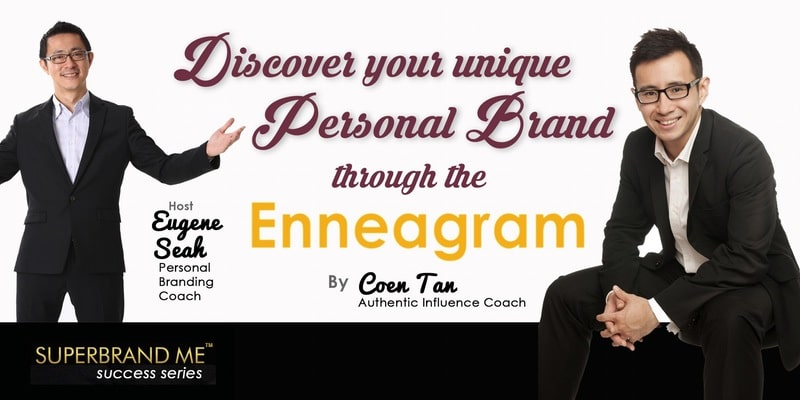 Discover your unique personal brand through the enneagram