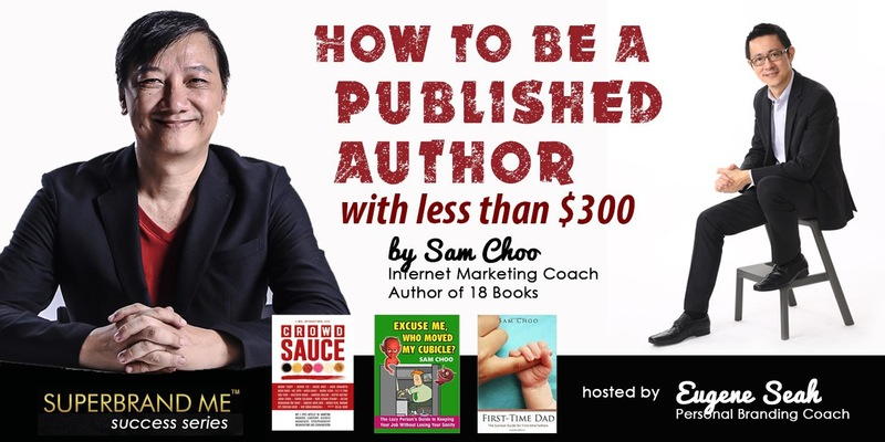 How to be a published author with less than $300