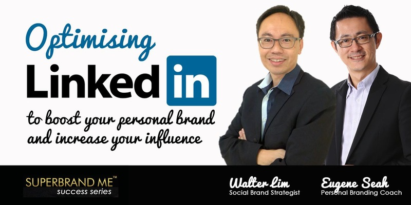 Optimising LinkedIn to Boost Your Personal Brand and Increase your Influence