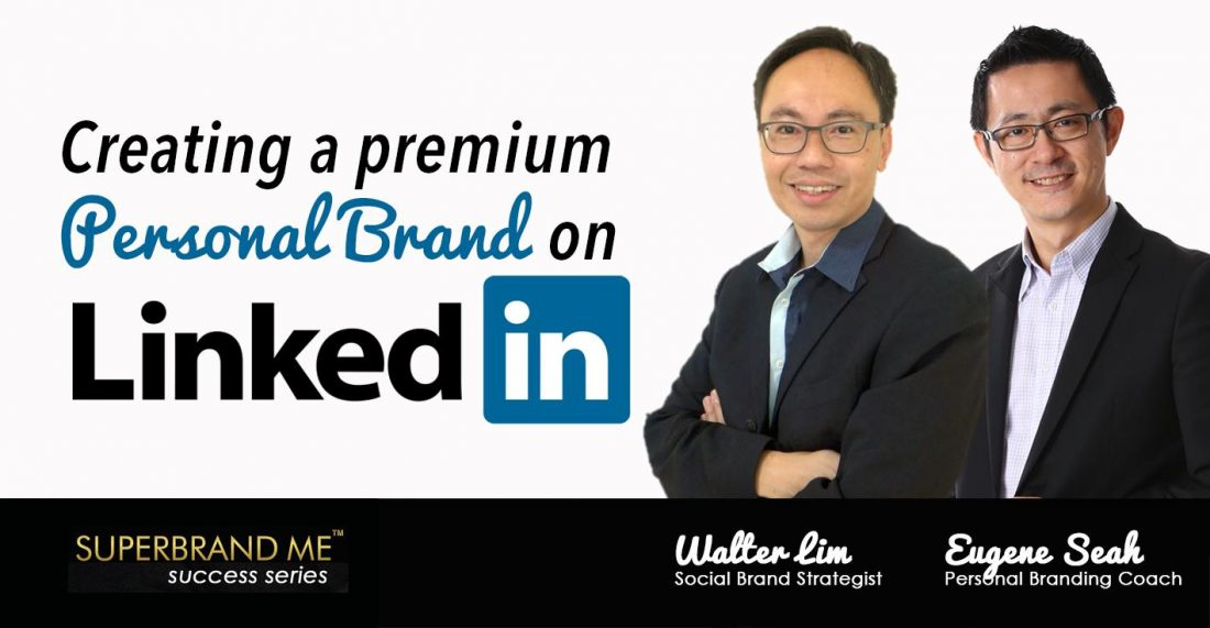 Personal Branding Workshop on LinkedIn